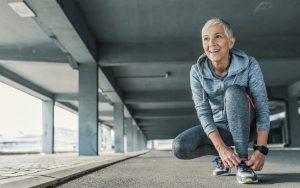 la course à pied, un sport à pratiquer également après 50 ans