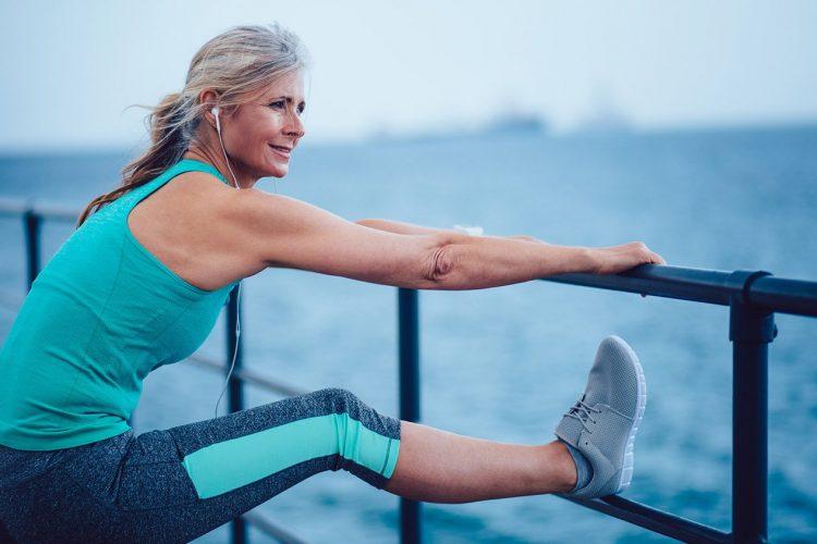 le sport est la meilleure façon de lutter contre le vieillissement de l'organisme et de se maintenir en forme le plus longtemps possible