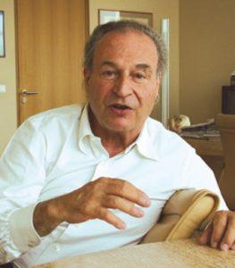 Gérard Brémond, président de Pierre et Vacances